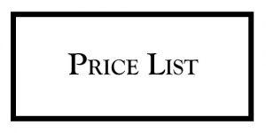 pricelist