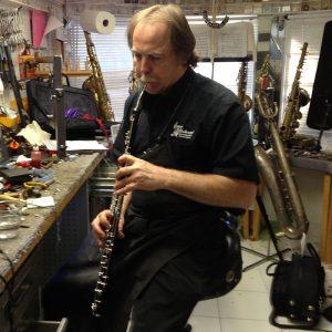Testing an English Horn